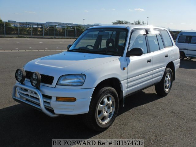 Used 1996 TOYOTA RAV4 BH574732 for Sale
