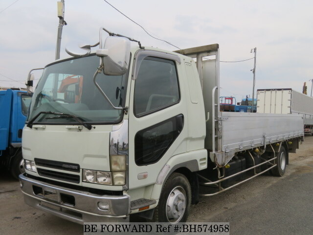 Used 2002 MITSUBISHI FIGHTER BH574958 for Sale