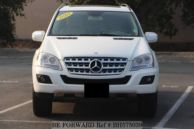 Used 2010 MERCEDES-BENZ M-CLASS BH575039 for Sale