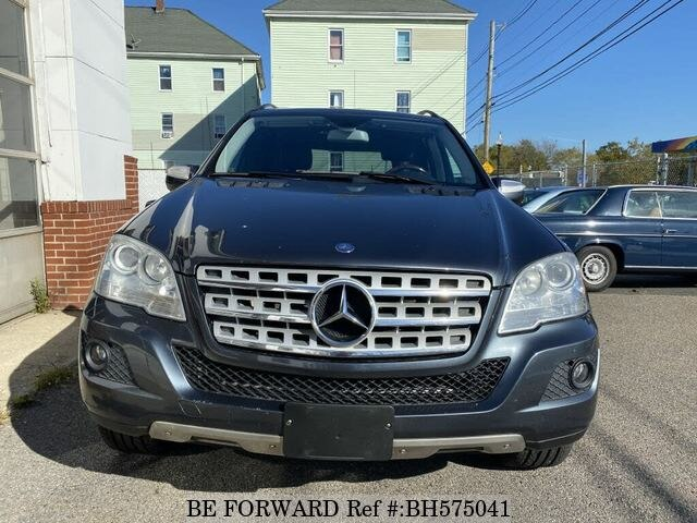 Used 2010 MERCEDES-BENZ M-CLASS BH575041 for Sale