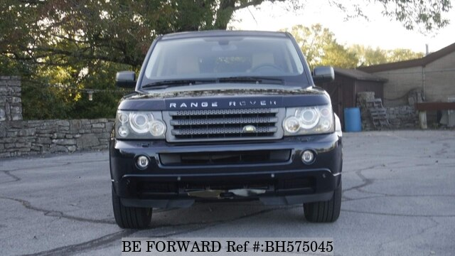 Used 2008 LAND ROVER RANGE ROVER SPORT BH575045 for Sale