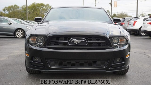 Used 2014 FORD MUSTANG BH575052 for Sale