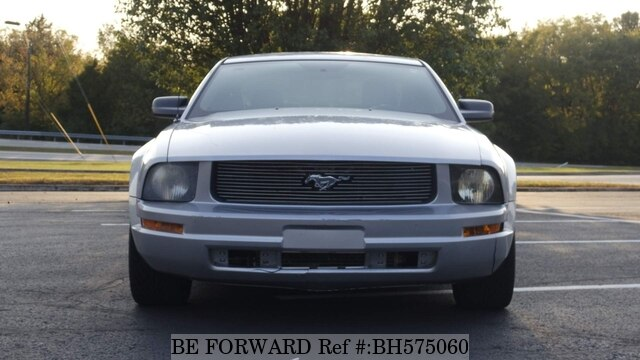 Used 2007 FORD MUSTANG BH575060 for Sale