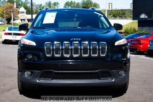 Used 2018 JEEP CHEROKEE BH575066 for Sale