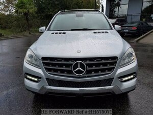 Used 2013 MERCEDES-BENZ M-CLASS BH575071 for Sale