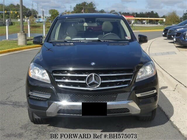 Used 2014 MERCEDES-BENZ M-CLASS BH575073 for Sale
