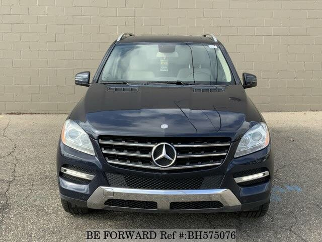 Used 2014 MERCEDES-BENZ M-CLASS BH575076 for Sale