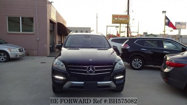 Used 2015 MERCEDES-BENZ M-CLASS BH575082 for Sale