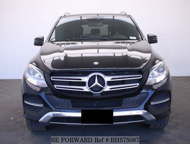 Used 2016 MERCEDES-BENZ GLE-CLASS BH575087 for Sale