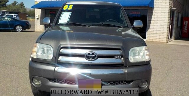 Used 2005 TOYOTA TUNDRA BH575112 for Sale