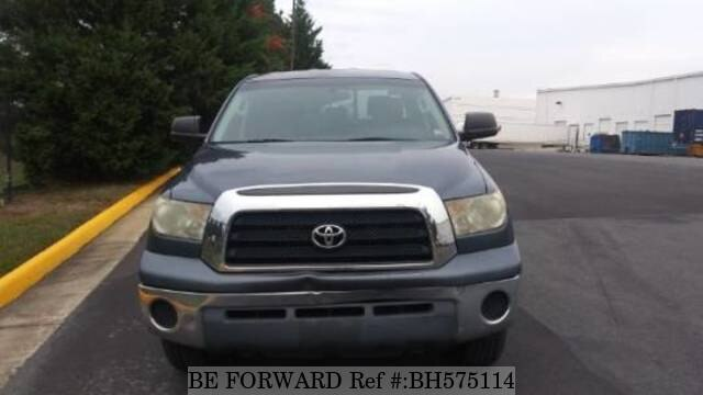 Used 2007 TOYOTA TUNDRA BH575114 for Sale