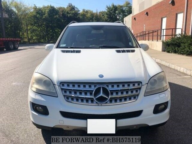 Used 2008 MERCEDES-BENZ M-CLASS BH575119 for Sale