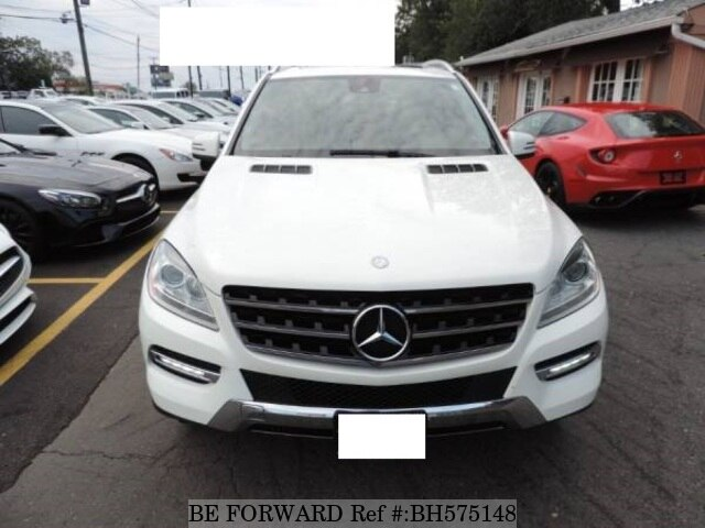 Used 2012 MERCEDES-BENZ M-CLASS BH575148 for Sale