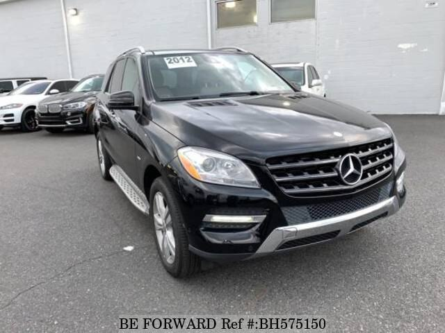 Used 2012 MERCEDES-BENZ M-CLASS BH575150 for Sale