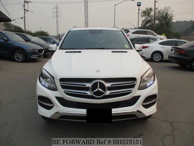 Used 2017 MERCEDES-BENZ GLE-CLASS BH575151 for Sale