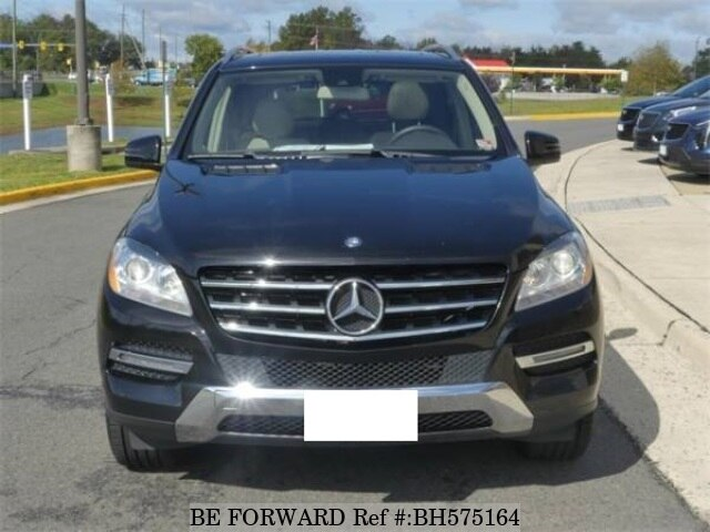 Used 2014 MERCEDES-BENZ M-CLASS BH575164 for Sale