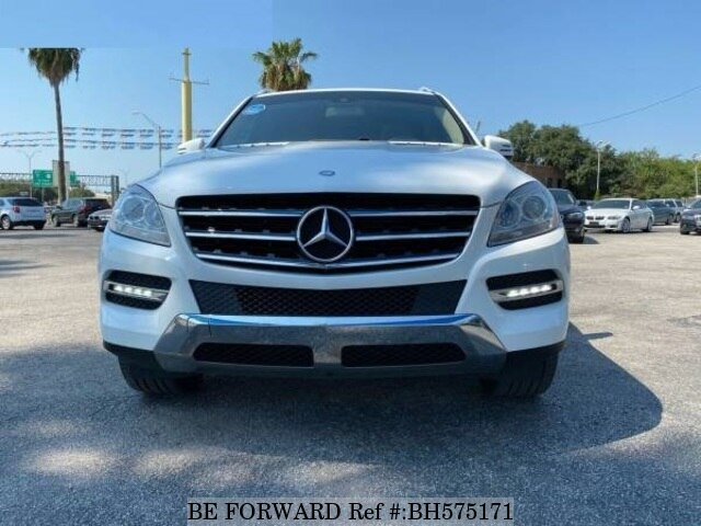 Used 2014 MERCEDES-BENZ M-CLASS BH575171 for Sale