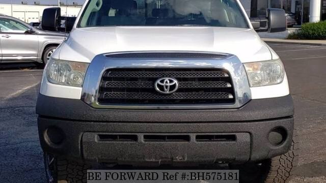 Used 2008 TOYOTA TUNDRA BH575181 for Sale