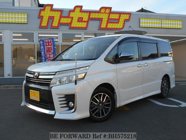 Used 2015 TOYOTA VOXY BH575218 for Sale