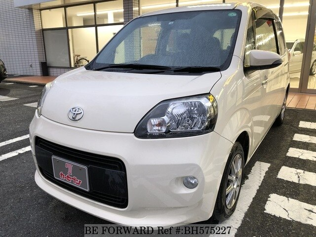 Used 2012 TOYOTA PORTE BH575227 for Sale