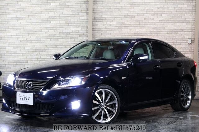 Used 2006 LEXUS IS BH575249 for Sale