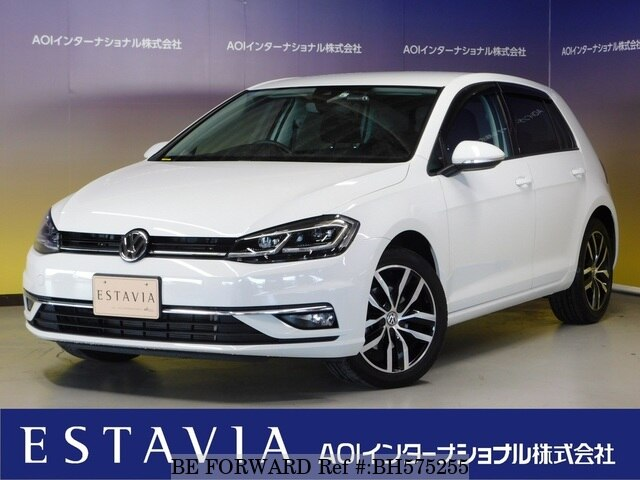 Used 2019 VOLKSWAGEN GOLF BH575255 for Sale