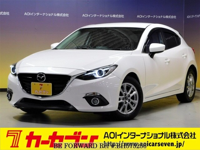 Used 2013 MAZDA AXELA SPORT BH575256 for Sale