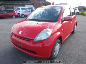 Used 2006 TOYOTA PASSO BH574496 for Sale