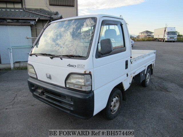 Used 1996 HONDA ACTY TRUCK BH574499 for Sale