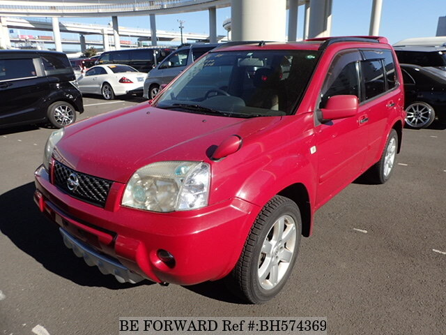 Used 2007 NISSAN X-TRAIL BH574369 for Sale