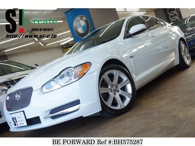 Used 2011 JAGUAR XF BH575287 for Sale