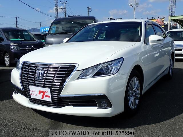 Used 2015 TOYOTA CROWN BH575290 for Sale
