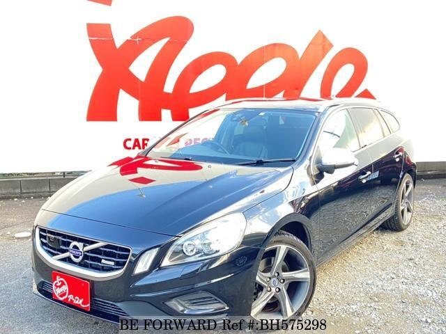 Used 2012 VOLVO V60 BH575298 for Sale