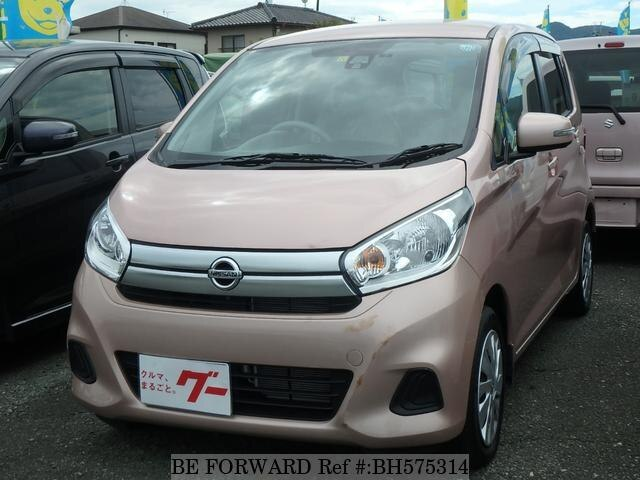 Used 2015 NISSAN DAYZ BH575314 for Sale