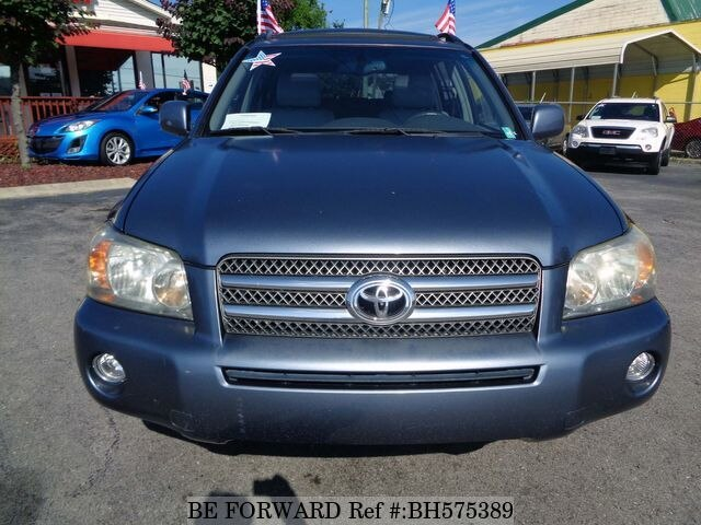 Used 2006 TOYOTA HIGHLANDER BH575389 for Sale