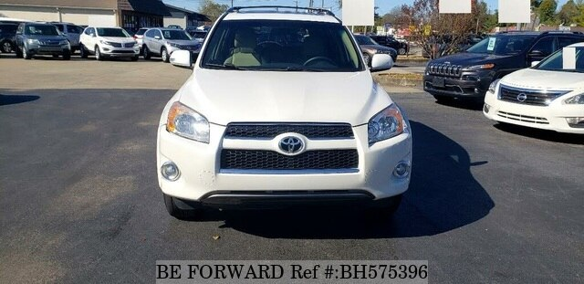 Used 2011 TOYOTA RAV4 BH575396 for Sale