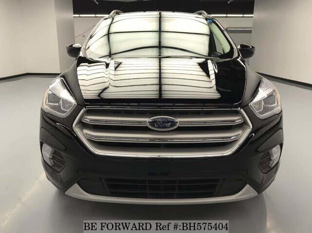 Used 2018 FORD ESCAPE BH575404 for Sale