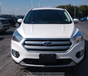 Used 2017 FORD ESCAPE BH575405 for Sale