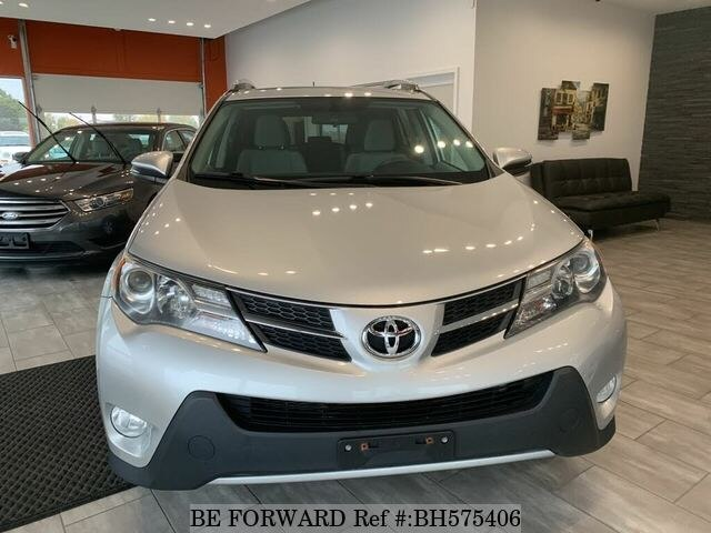 Used 2013 TOYOTA RAV4 BH575406 for Sale