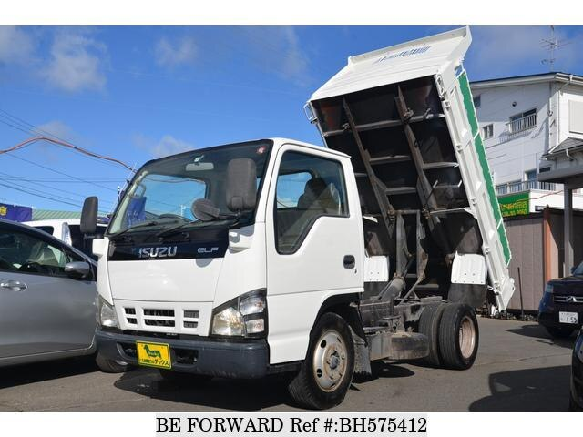 Used 2005 ISUZU ELF TRUCK BH575412 for Sale