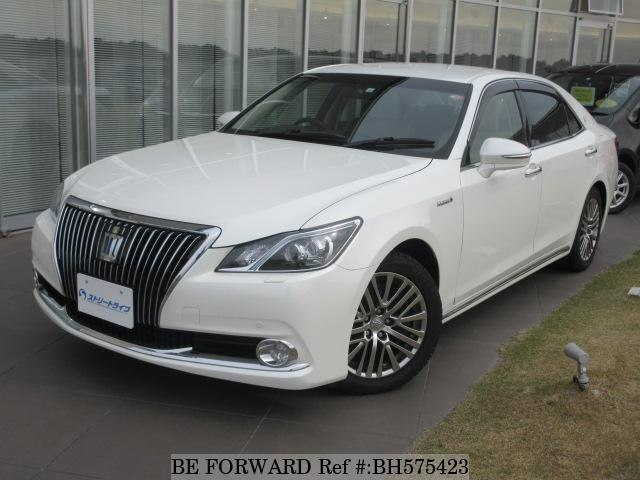 Used 2014 TOYOTA CROWN MAJESTA BH575423 for Sale