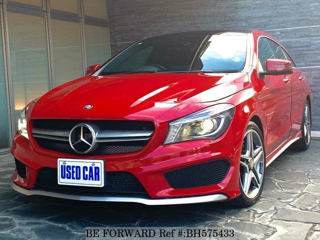 Used 2015 MERCEDES-BENZ CLA-CLASS BH575433 for Sale