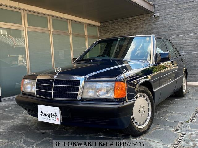 Used 1992 MERCEDES-BENZ 190 CLASS BH575437 for Sale