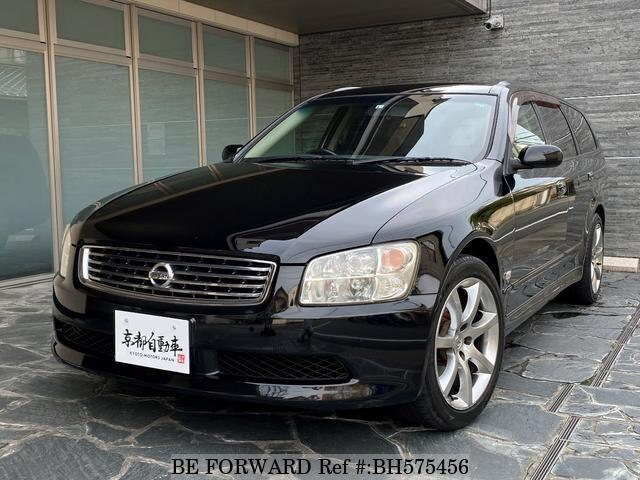 Used 2007 NISSAN STAGEA BH575456 for Sale