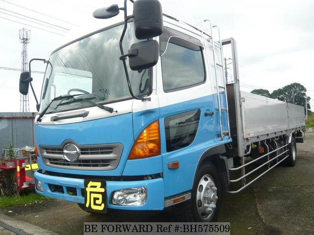 Used 2006 HINO RANGER BH575509 for Sale