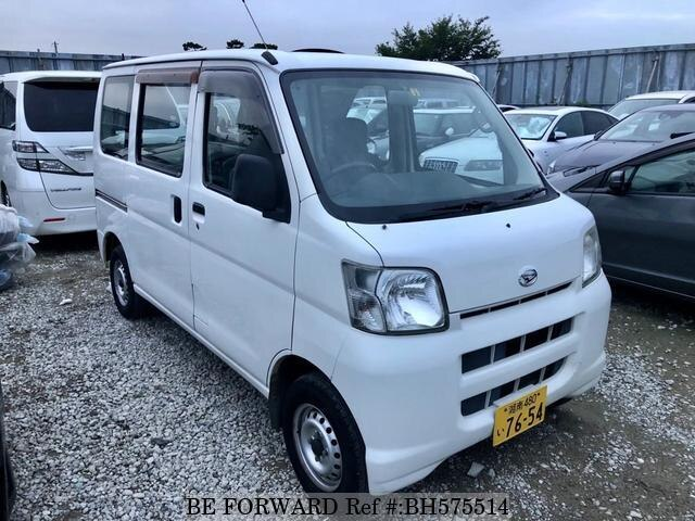 Used 2006 DAIHATSU HIJET CARGO BH575514 for Sale