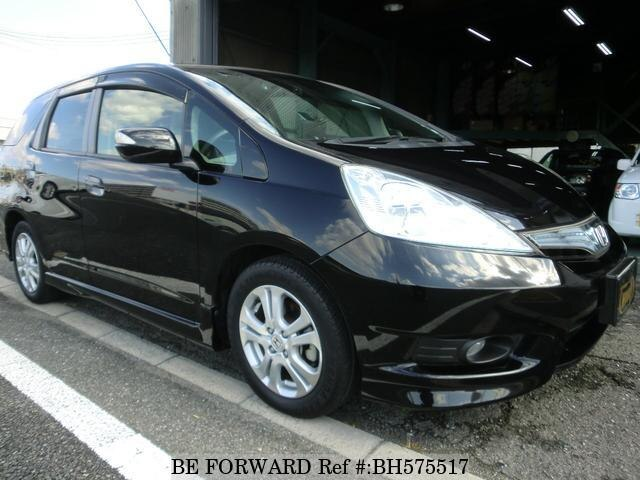 Used 2012 HONDA FIT SHUTTLE HYBRID BH575517 for Sale