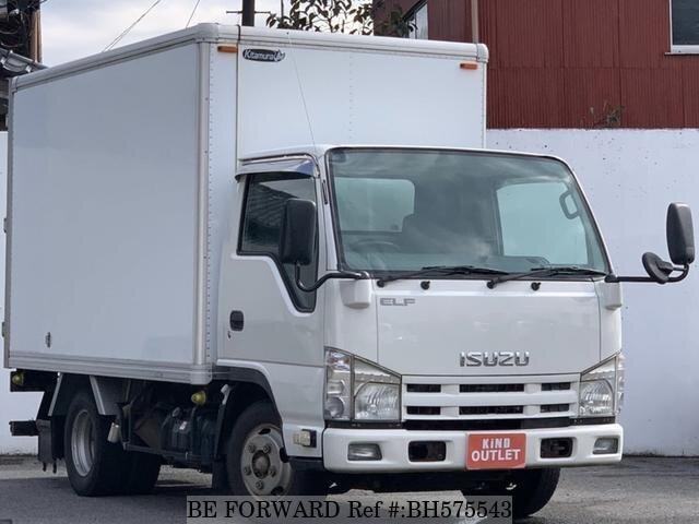 Used 2010 ISUZU ELF TRUCK BH575543 for Sale