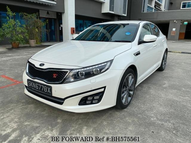 Used 2014 KIA OPTIMA BH575561 for Sale