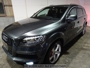Used 2009 AUDI Q7 BH575605 for Sale